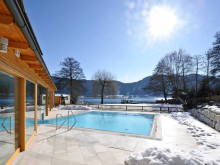 HRS Hotel Deal Steindorf am Ossiacher See: Traumlage direkt am Ossiacher See – 99 EUR