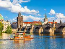 HRS Deals Schifffahrt auf der Moldau