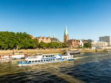HRS Deals Schickes Hotel mit Weserblick