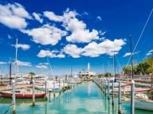 HRS Deals Modernes Hotel am Strand von Rimini