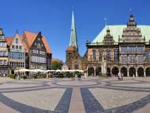 HRS Hotel Deal Bremen: Besuchen Sie die Bremer Stadtmusikanten – 61 EUR