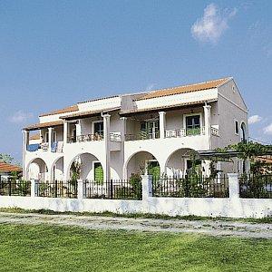Pauschalreise Angebot Appartements Villa Silvia - Acharavi - Griechenland - Korfu