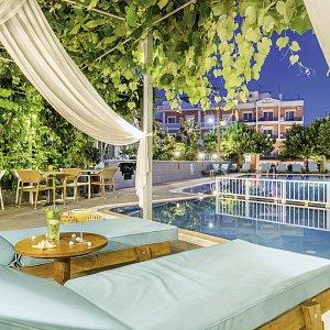 Pauschalreise Angebot Hotel Thalassies - Limenaria - Griechenland - Thassos